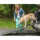 Pet Gear Extra-Wide Tri-Fold Reflective Pet Ramp