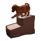 Pet Gear Easy Step II Pet Steps Chocolate