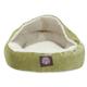 Majestic Pet 18 inch Villa Apple Canopy Pet Bed