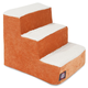 Majestic Pet Villa Orange Pet Stairs 4 Step