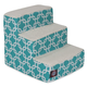 Majestic Pet Teal Links Pet Stairs 4 Step