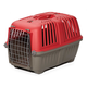 Midwest Spree 19 inch Pet Carrier Red
