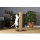 Kitty Power Paws Square Cat Scratching Post Small