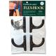 Flex-Hook Hangers 4-Pack Navy