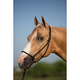 Mustang Be Good Control Poly Rope Halter Black
