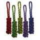 Nuts for Knots Four Knot Rope Dog Toy