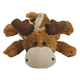 KONG Cozie Marvin the Moose Plush Dog Toy X-Large