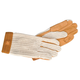 SSG Lycrochet Ultraflex Gloves 8  Natural/Natural