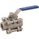 Stainless Ball Valve - 1/2