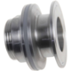 Stainless Tri-Clamp Weldless Bulkhead - 2 in.