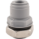 Duotight Push-In Bulkhead - 9.5 mm (3/8 in.) x 1/2 in. BSP