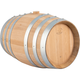 Balazs New Hungarian Oak Barrel - 1L (0.26 gal)