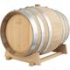 Balazs New Hungarian Oak Barrel - 28L (7.39 gal)