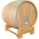Balazs New Hungarian Round Oak Foeder - 20HL (528 gal, 17 BBL)