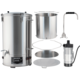 DigiMash Electric Brewing System w/ Recirculation Pump Kit - 65L/17.1G (220V)
