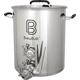BrewBuilt™ Brewing Kettle - Butterfly Valve