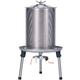 Speidel Stainless Steel Bladder Press - 90 Liters