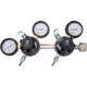 KOMOS® Dual Body CO2 Regulator