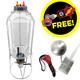 FermZilla Conical Pressure Brewing Kit - 13.2 gal. / 55 L