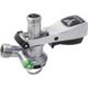 KOMOS® Stainless Steel Sanke Keg Beer Tap - D-Style Keg Coupler (With PRV)