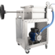 EnoItalia Wine Plate Filter (20x20) W/ Trolley & Pump - 10 Plate