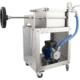 EnoItalia Wine Plate Filter (20x20) W/ Trolley & Pump - 40 Plate