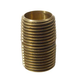 Brass 3/8 in. Close Nipple