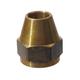 Brass - 3/8'' Flare Nut