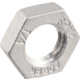 Stainless Hex Nut - 1/4 in.