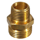 Brass Hose - Male Hose x 1/2'' mpt