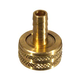 Brass Hose - Female Hose x 3/8'' Barb