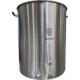 50 gal. BrewBuilt™ Brewing Kettle w/ 1.5 in. T.C. Front Offset Port
