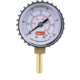Push-In Pressure Gauge (0-15 psi)