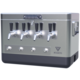 KOMOS® Stainless Steel Front Entry Draft Box (4 Tap)