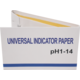 pH Test Strips - 1.0 to 14.0 (80 strips)