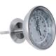 BrewBuilt™ 1.5 in. Tri-Clamp Thermometer - 2 in. Probe