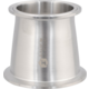 ForgeFit® Stainless Tri-Clamp Concentric Reducer - 3 in. x 2.5 in.