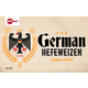 Kit (All-Grain)  -  German Hefeweizen  - Unmilled (Base Malts Only)