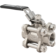 Blichmann 3 Piece Ball Valve - 1/2in. NPT