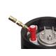 Pin Lock QD Adjustable Pressure Relief Valve