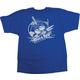 T-Shirt - Blue MoreBeer!® Draft Faucet - M