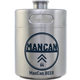ManCan SS Mini-Keg Growler - 64 oz