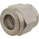 Flare Fitting - 1/4 in. Swivel Nut Stainless Steel