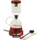 Diguo Electric Siphon Coffee Maker - Red