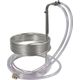 Stainless Steel Wort Chiller (25' x 3/8 in With Tubing)