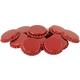 Red Oxygen Absorbing Bottle Caps (50 Caps)