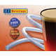 Ultra Barrier Silver™ Antimicrobial and PVC Free Beer Tubing - (1/2 in ID) - Roll of 100 ft