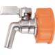 Stainless Spigot for Speidel Plastic Fermenters