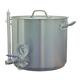 8 Gallon HLT - Stainless Hot Liquor Tank