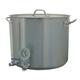 15 Gallon HLT - Stainless Hot Liquor Tank
